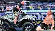 WWE Brock vs Stone Cold | Brock Lesnar Almost Killed by Stone Cold Steve Austin