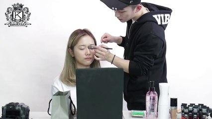 [RickyKAZAF x Haesuny] Haesuny Joy@RedVelvet Makeup by RickyKAZAF