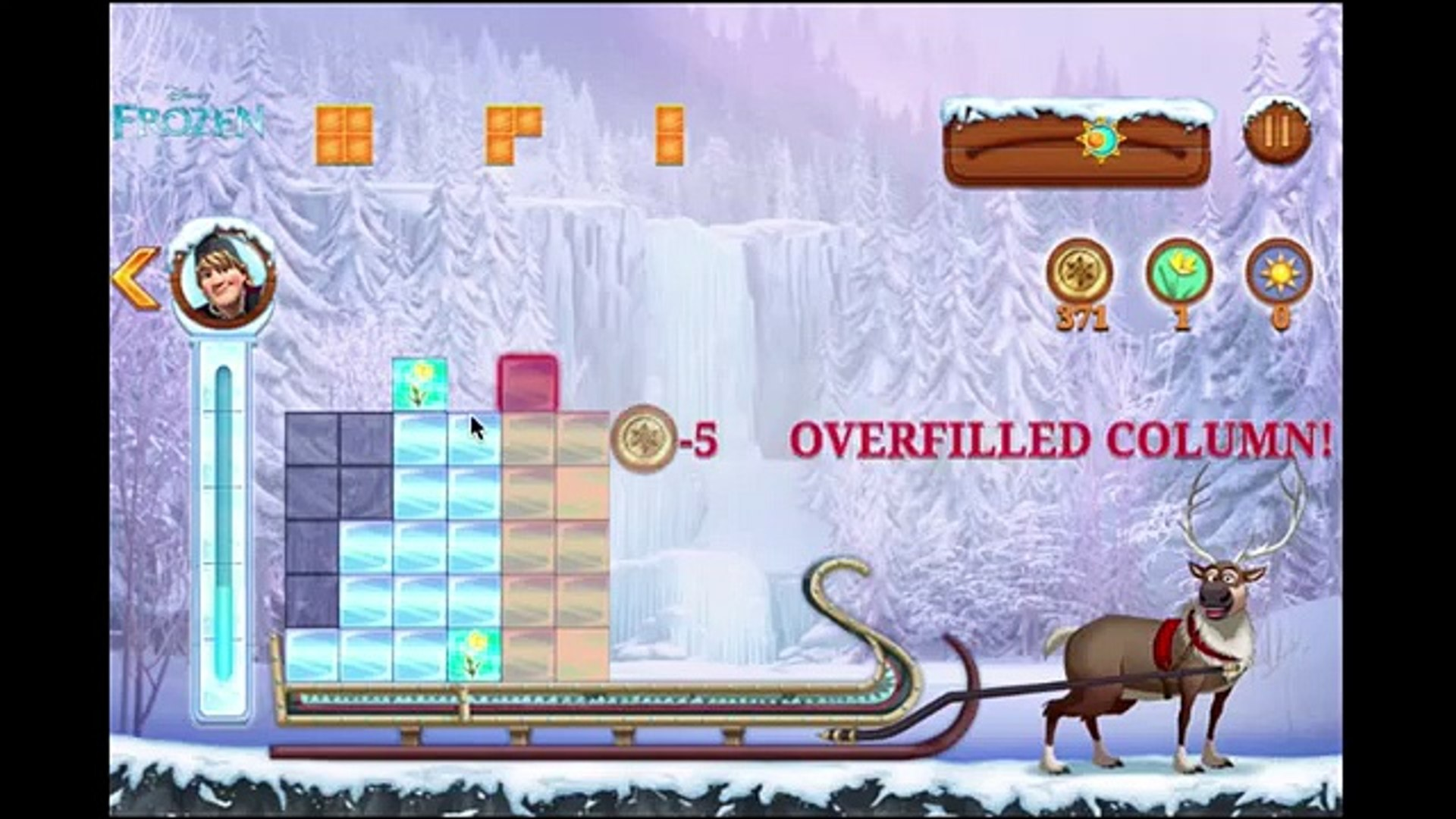 Frozen | Block Party | So Gaming Kids