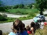 ES1 Rallye du Picodon 2007  POUDREL