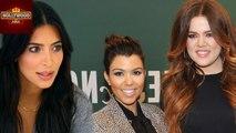 Kim Kardashian INSULTS Khloe and Kourtney Kardashian | Hollywood Asia