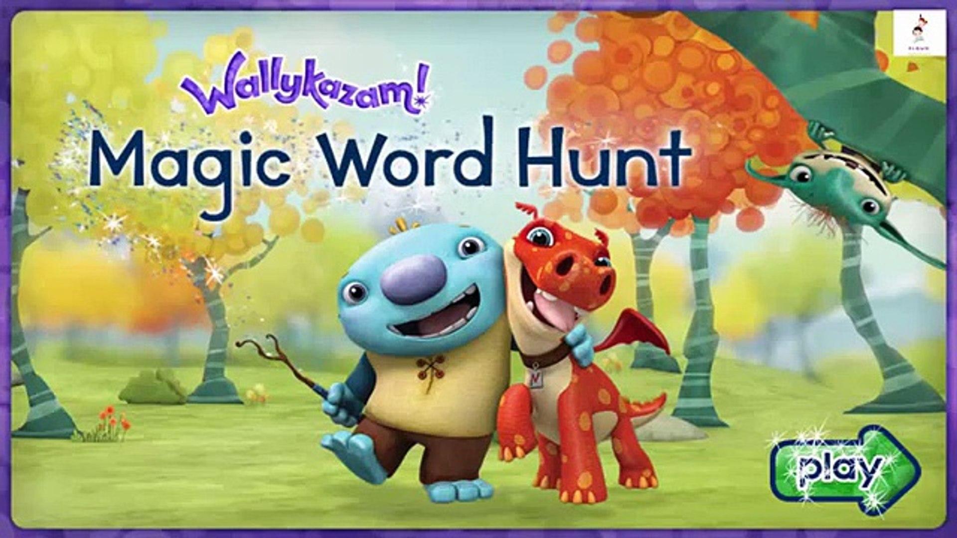 Wallykazam Full Episodes Kids Game Movie new