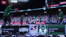 NBA2K17 : Thibault Giresse VS Lucas Deaux