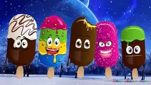 Finger Family ICE CREAM   Nursery Rhymes Songs   Kids Songs   Ice Cream Finger Family