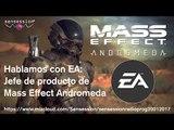 Entrevista a EA: Mass Effect Andromeda
