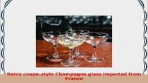 City of Paris 1924 Champagne Coupe Gift Box Set of 4 b6ac938e