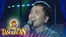 Tawag ng Tanghalan: Jex De Castro | There's No Easy Way To Break Somebody's Heart