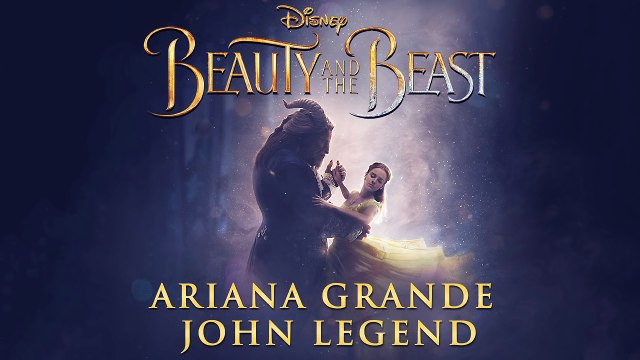 Ariana Grande & John Legend - Beauty and the Beast (From Beauty and the Beast Audio Only)
