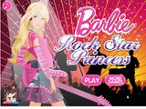 barbie rock star princess BABY FUN Gameplay For The Children! 408