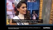 Iris Mittenaere élue Miss Univers : Son gros coup de gueule à la télévision américaine
