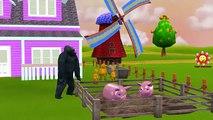 King Kong Cartoons Old MacDonald Had A Farm Children Nursery Rhymes | King Kong Old MacDonald Rhymes