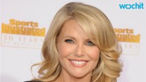 Christie Brinkley Returns To SI Swimsuit Issue