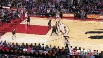 NBA 2017 Toronto Raptors 118-109 LA Clippers - Highlights - Feb 06, 2017 NBA