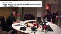 L'ONL orchestre de variétés : Woodkid, William Sheller et Bernard Lavilliers