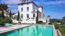 Vente Luxueuse Villa à Sainte-Maxime 83120 - vue mer panoramique sur le golfe de Saint-Tropez