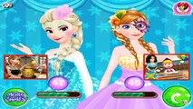 Замороженные Эльза и принцессы Эльза и Ариэль любят соперников игры для детей 2016 в HD