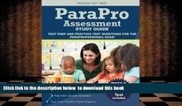 [PDF]  Parapro Assessment Study Guide: Test Prep and Practice Test Questions for the