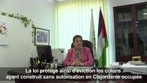Une loi israélienne pour les colons révulse les Palestiniens