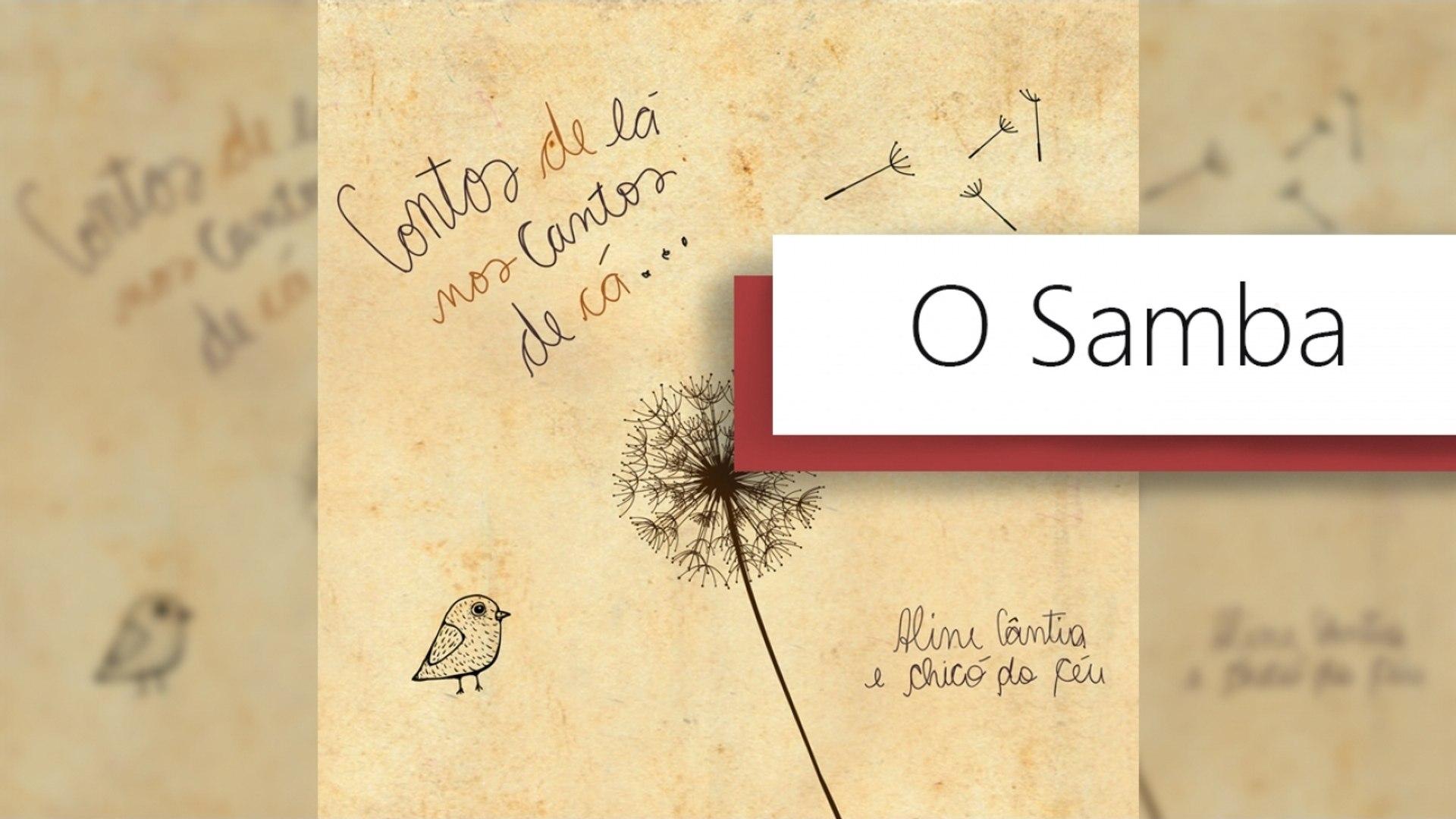 Aline Cântia e Chicó do Céu - O Samba