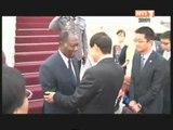 Temps forts de la 1ère journée de la visite du chef de l'Etat en Chine