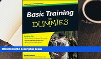 PDF [DOWNLOAD] Basic Training for Dummies Rod Powers BOOK ONLINE