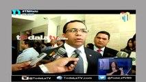Andres Navarro ministro MINERD llama a la sensatez a grupos de ADP promueven huelga-Telenoticias-Video