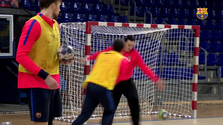 """Xavi Pascual: """"Daremos lo mejor de nosotros para ganar a un rival difícil"""""""