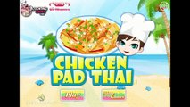 Babygamingshow - Cooking Games - Chicken Pan Thai - New Game!