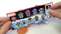 Marvel Heroes Surprise Eggs Unboxing Chocolate Eggs Kinder Surprise Eggs Pack 4 Eggs