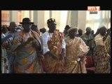 Le ministre de l'Intérieur Hamed Bakayoko rencontre les chefs de communautés Atchan et Akyé