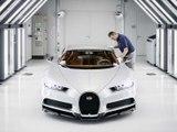 Bugatti Chiron (2017) : les coulisses de sa fabrication...