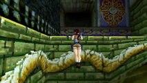 Let's play - Tomb raider II : épisode 15 , Le temple de Xian ( Chine )
