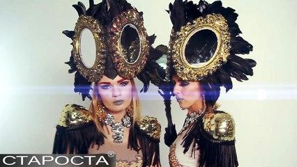 Glam Go-Go Dance For Nightclubs By Dima Kamma