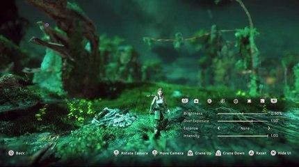 Photo Mode (PS4) de Horizon Zero Dawn