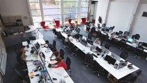 Are Open Work Spaces Actually Influencing Creativity Or Just Cheaper To Build?