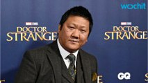 Benedict Wong 'Geeked Out' When He Met Stan Lee