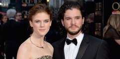 'Game Of Thrones' Stars Kit Harington & Rose Leslie SPOTTED Getting Cozy In Brooklyn