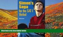 PDF [FREE] DOWNLOAD  Simon s Saga for the New SAT Verbal Philip Geer FOR IPAD