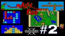 Alex Kidd in Miracle World - Sega Master System - #2 - Caminho Oficial