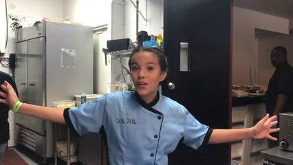 Gozamos con Chiqui Chef Mia Del Mar con HipLatina Kitchen en la Cocina