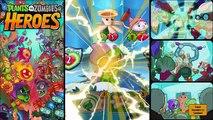 Plants vs Zombies Heroes: FINAL Boss Cat Yeti - PVZ Heroes Plant Mission 12