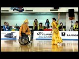Combi Freestyle Class 1 | 2016 IPC Wheelchair Dance Sport Asian Championships