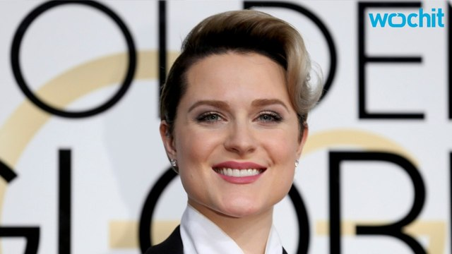Evan Rachel Wood Discusses Bisexuality at Human Rights Gala