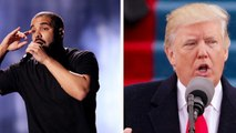 Drake Throws Epic Shade At President Trump in Concert