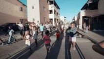Siphe Fassie dancing around Langa in South Africa to 'KILLA'-LorFgRxG8X8