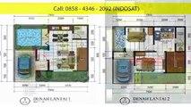TELP. 0858 4346 2092 (INDOSAT) - Investasi Villa