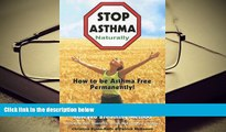 PDF [FREE] DOWNLOAD  Stop Asthma Naturally: Incorporating the Buteyko Breathing Method TRIAL EBOOK