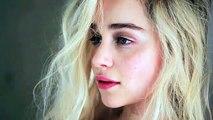 Emilia Clarke (Daenerys Targaryen) se depide de Game of Thrones cantado I Believe I Can Fl