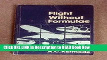 """Get the Book Flight without Formulae (A """"without formulae"""" book) Free Online"""