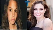 10 Gorgeous Celebs Who Used To Be The Ugly Kid - Nerdy Child Celebrities Who Got Hot